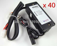 40PCS/Lot Free Shipping By DHL New MDB-RS232 Bill Acceptor Validator Adapter With English Manual(China (Mainland))
