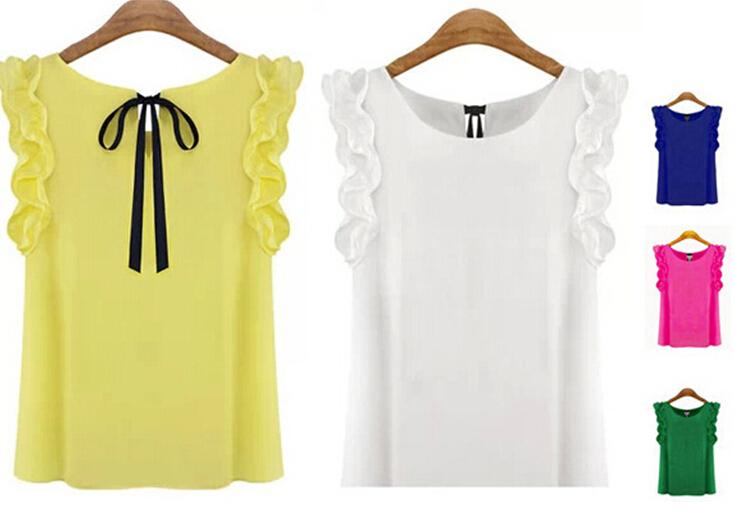 Женские блузки и Рубашки Brand New Lotus Leaf o s/xl WCX774 женские толстовки и кофты brand new l s o 18