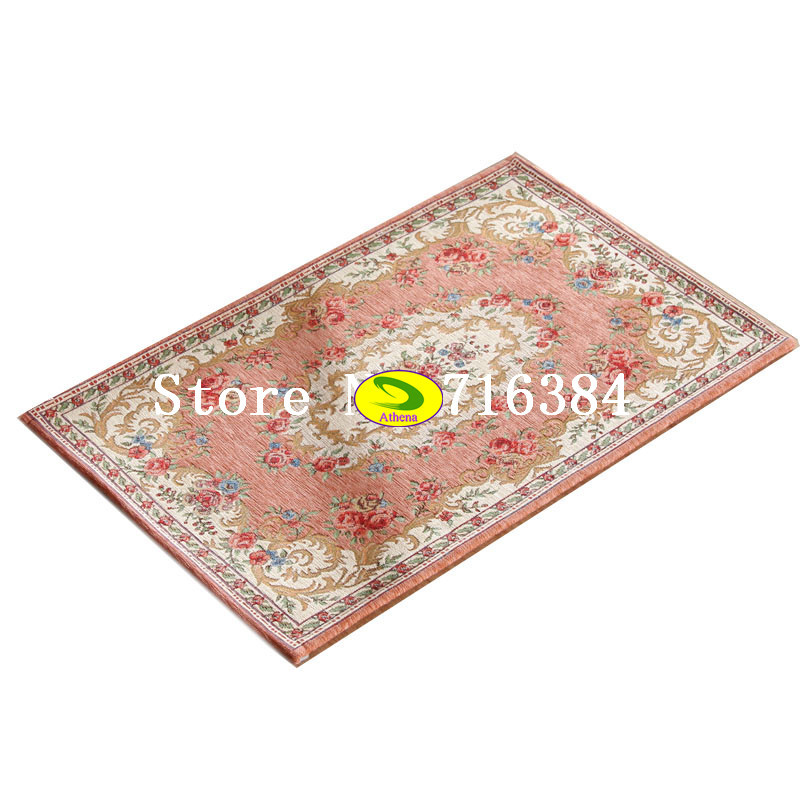Small Rugs Beige Carpet Cleaning Modern Acrylic Mat 40cm
