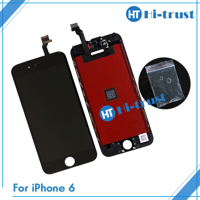 10PCS/LOT None Spot A+++quality 100% Brand New Hot Sale Free DHL Shipping 4.7 inch LCD Screen For iPhone 6(China (Mainland))
