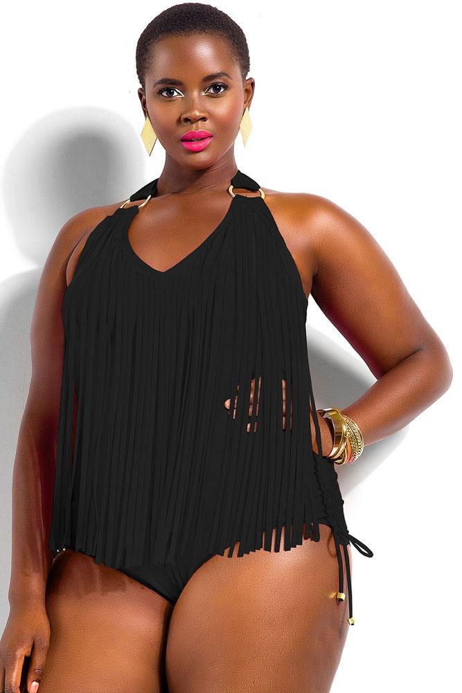 Sexiest plus size bathing suits photos 138