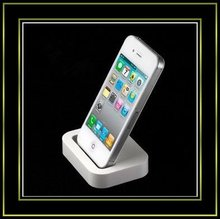 Cheap Price with Free Shipping,Sync & Charge Holder,Charger Dock Cradle For Apple iPhone 4 4G 4S