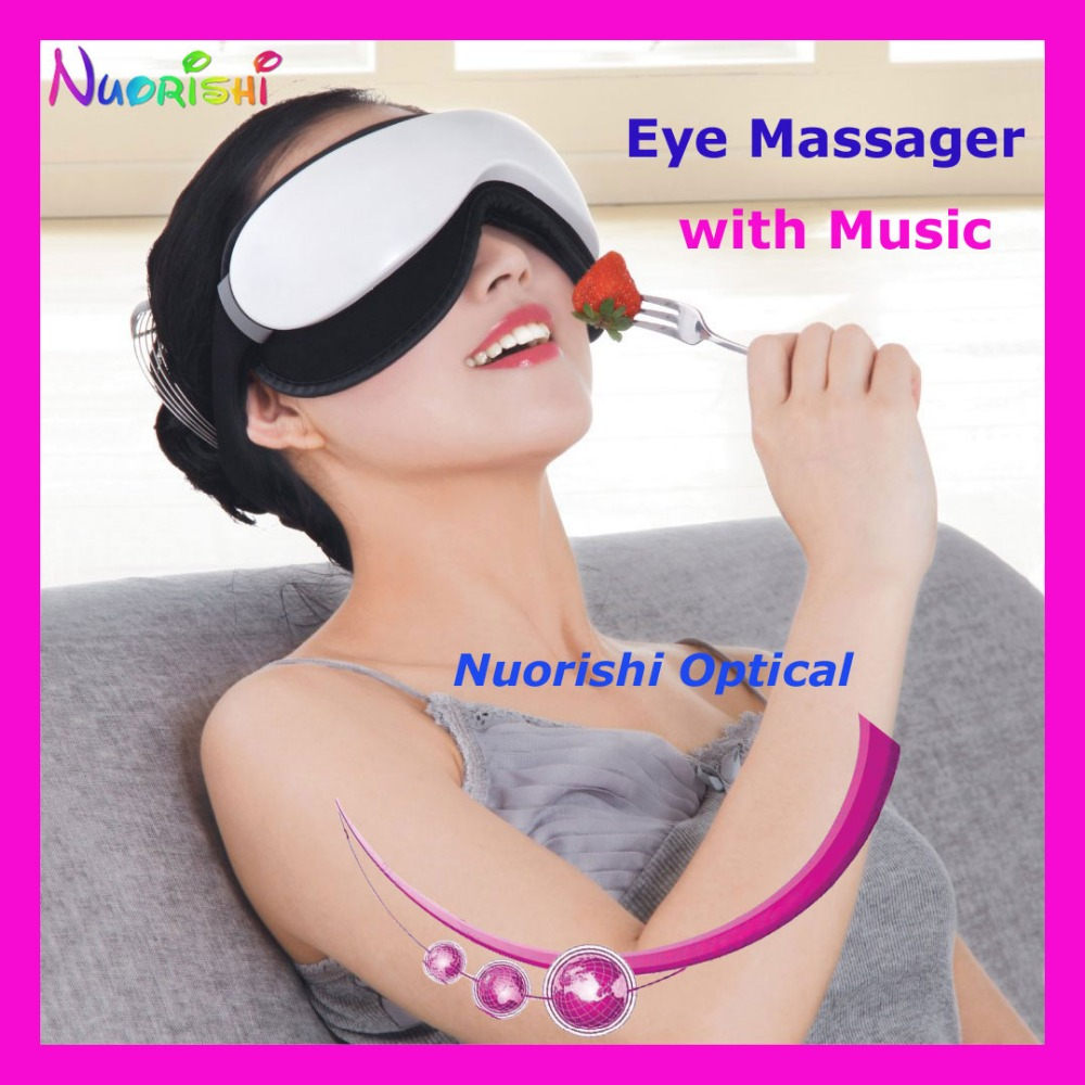 KS3600 Recommended Electric Massager For Eye With Music Eye Care Air Pressure Vibration Massager By Remote Free Shipping(China (Mainland))
