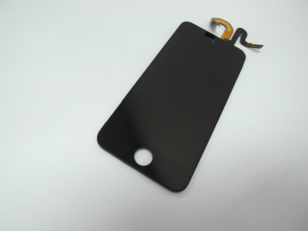 Full LCD Display+Touch Screen Digitizer + frame For IPOD TOUCH 5 5th GEN Black(Hong Kong)