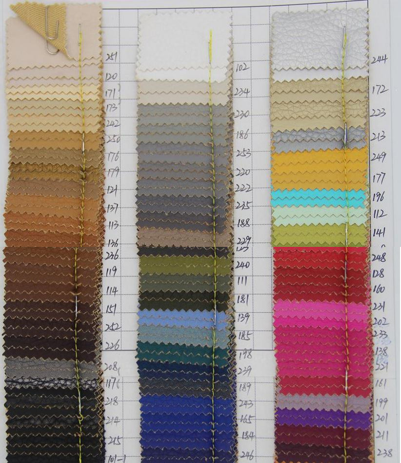 0.8mm Washed Lichee Pattern garment leather/ jacket leather fabric/ pants PU leather clothing material waterproof wholesale(China (Mainland))