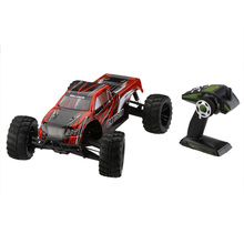 Electric 1/10 Scale Model YiKong Inspira E10MT 4WD Brushed RC Monster Truck remote control ,RTR(China (Mainland))