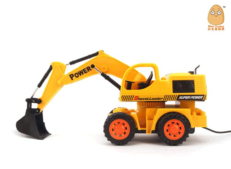 Toy Dump Trucks For Boys : Hot tratores de controle remoto toy trucks with remote