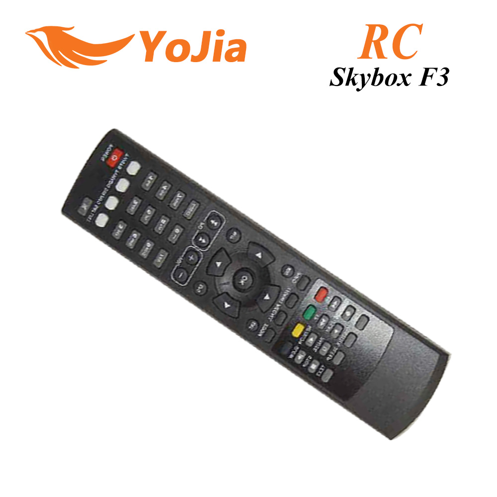 5pcs Remote Control for Original Skybox F3 M3 F4 F5 F3S F5S F4S A3 A4 M5 openbox V5S satellite receiver free shipping post(China (Mainland))