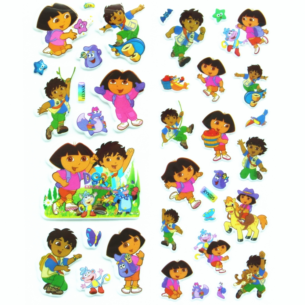 Lot of 8 Dora the Explorer Books