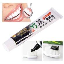 GU82 зубная паста уголь зубная паста отбеливание черный bamboo уголь зубная паста зубная паста гигиена полости рта зубная паста(China (Mainland))