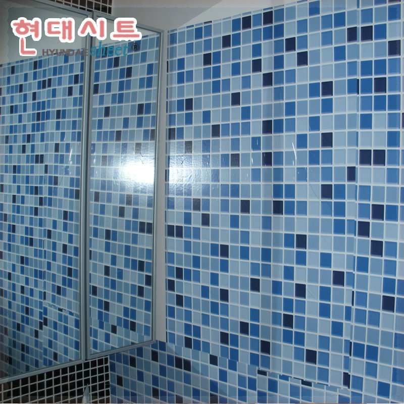 Papeles pintados cuarto de baño: más de ideas sobre murales ...