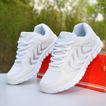 2015 Hot Sale Fashion women Walking Shoes Summer Lightweight Breathable Woman casual shoes Flats Zapatos Mujer Trainers(China (Mainland))