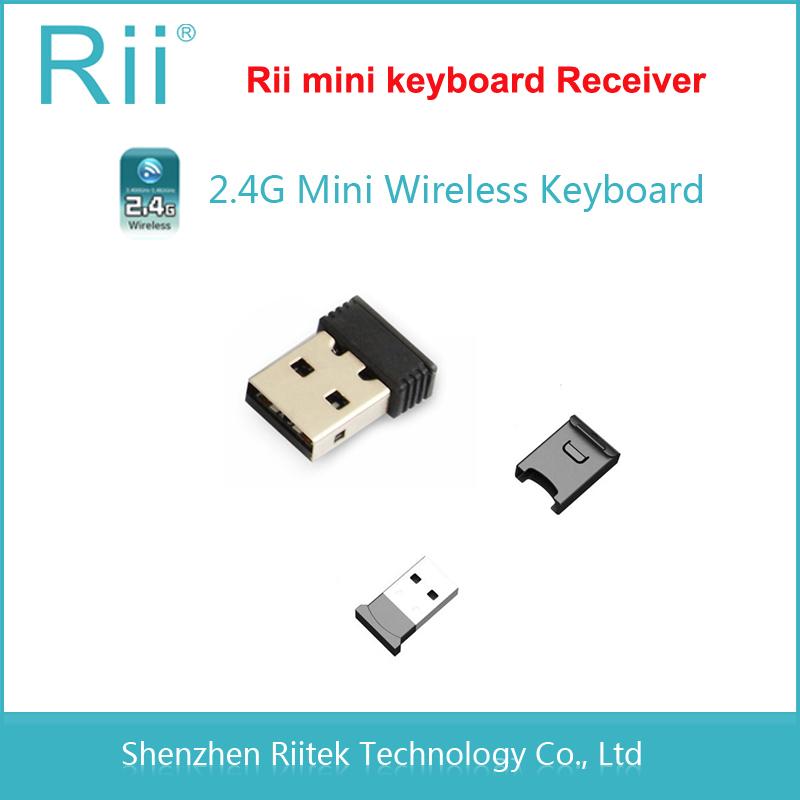 Rii wireless keyboards receiver ONLY FOR RII WIRELESS KEYBOARD and Rii Bluetooth Keyboard <br><br>Aliexpress