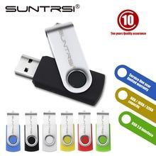Suntrsi USBแฟลชไดรฟ์64กิกะไบต์ไดรฟ์ปากกา8กิกะไบต์16กิกะไบต์32กิกะไบต์USBติดUSB 2.0 Pendriveแฟลชการ์ดUSB Pendriveฟรีการจัดส่งสินค้า