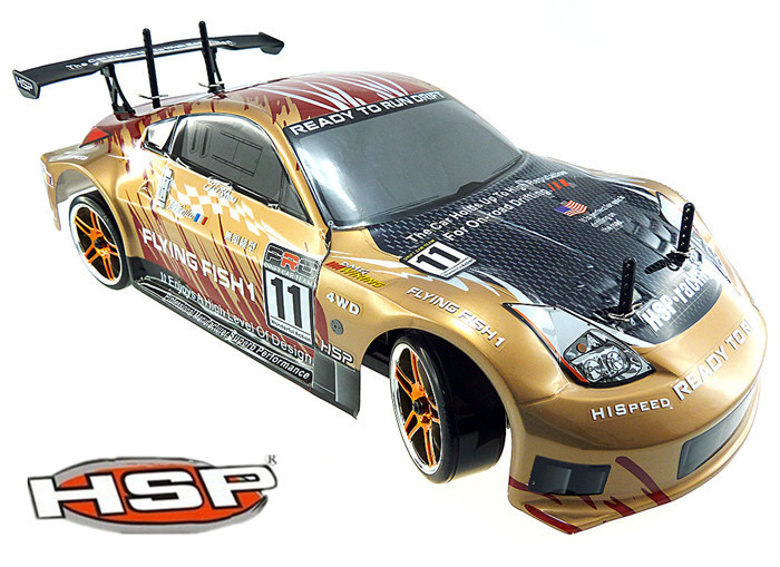 radio control Rc Drift Car HSP 94123 4wd car 1/10 Scale Electric Power On Road Rc Car Racing Ready To Run P2(China (Mainland))