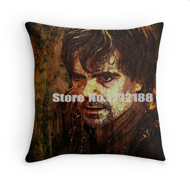 Tyrion Lannister Pillowcase