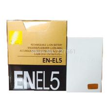 En-el5 EN EL5 ENEL5 аккумулятор камеры для Nikon MH-61 P100 P3 P4 P500 P510 P5000 P5100 P6000 p80-плазменной P90Batteries