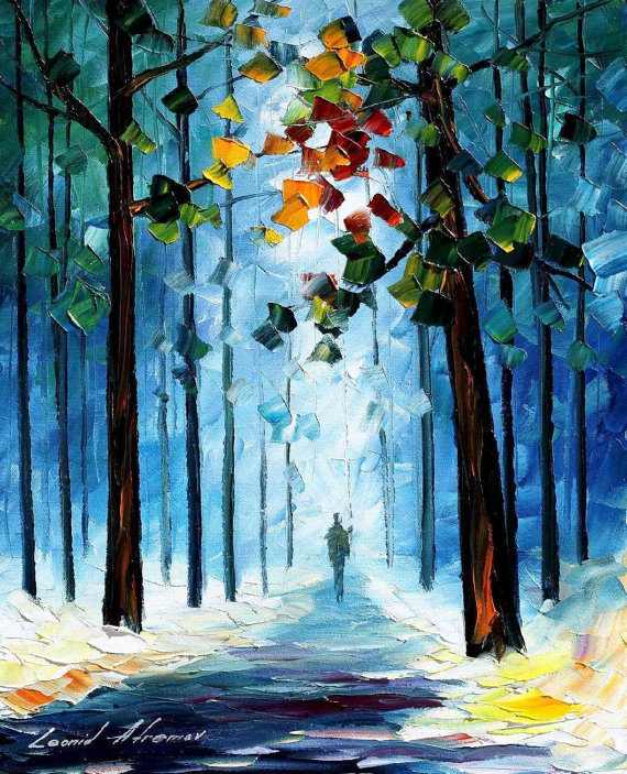 Framed painting by number coloring by numbers for home decor hand painted canvas 4050 winter smile