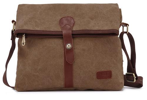 mens travel army combat canvas messenger bags us shoulder satchel sports bag - Chic Choc Bag Store store