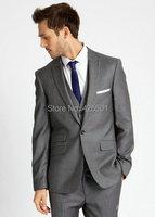 Tuxedo Bussiness Blazer Suits Slim Fit Men Suit Latest Coat Pant Designs Gentleman Suits Wedding Groom Jacket Pants Vest
