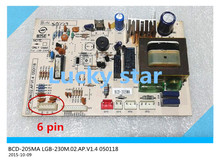Buy 95% new LG refrigerator computer board circuit board BCD-205MA LGB-230M.02.AP.V1.4 050118driver board working for $45.60 in AliExpress store