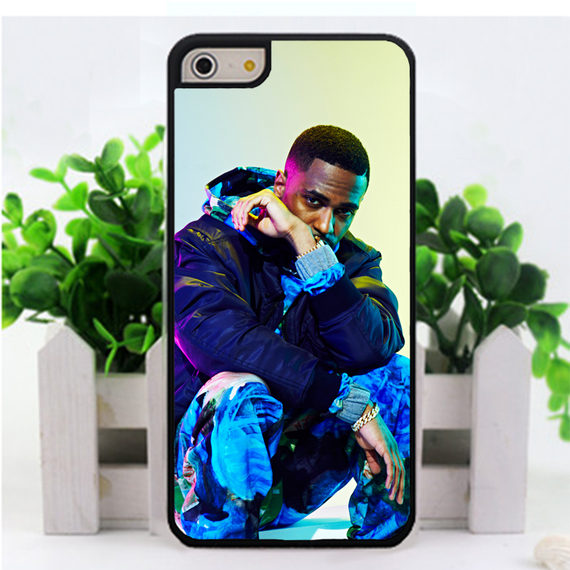 Big Sean fashion cell phone case cover for iphone 4 4s 5 5s 5c 6 & 6 plus #2450(China (Mainland))