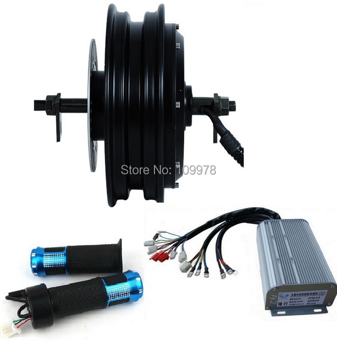 Buy 2000w 10inch Hub Motor Controller And