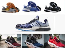 New Latest  Presto  All Black Men's/women's fashion air casual shoes Breathable Lightweight Summer Lovers shoes free shipping(China (Mainland))