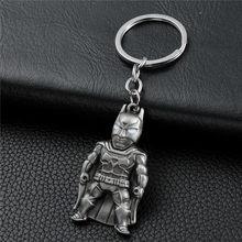 Os vingadores 3 Infinito Guerra Super-heróis Hulk Ironman Deadpool figuras de ação Do Homem Aranha bolso chaveiro brinquedos para meninos(China)