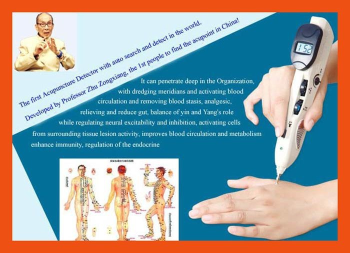 2015 multi-function magnetic automatic acupuncture body massager as seen on TV cheap massage products(China (Mainland))