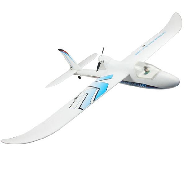 Hot Sale Dynam Hawk Sky V2 4CH 1370mm 53 Inch Wingspan RC Model Airplane Glider PNP<br><br>Aliexpress
