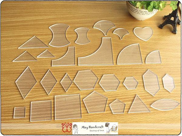 patchwork quilt mod le fait main tissu diy mod le coudre la main ensembles d 39 outils 27 jogos. Black Bedroom Furniture Sets. Home Design Ideas