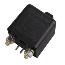 DIY 12V 100A AMP Heavy Duty Split Charge ON/OFF Relay Car Truck Motor RL180(China (Mainland))