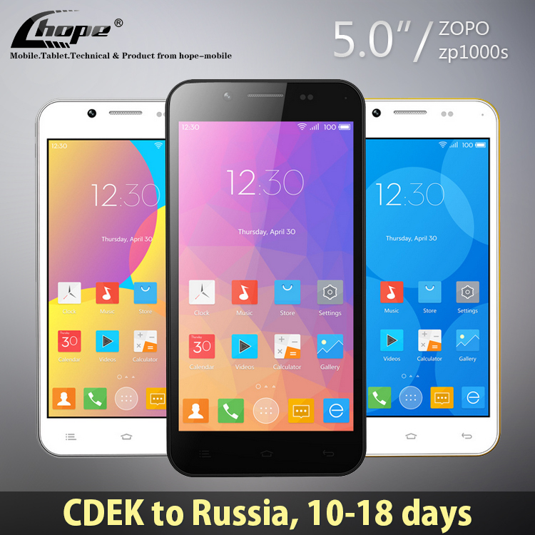Original ZOPO ZP1000S MTK6582 Quad Core 1.4GHz Uitra Promotion 1GB RAM 32GB ROM 5.0'' IPS HD Screen 8.0MP OTG Android 4.4 Phone(China (Mainland))