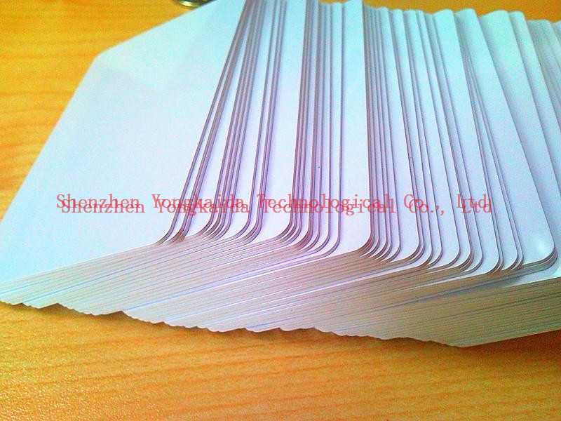 10000pcs/lot 125KHz rfid proximity card rewritable smart blank t5577 rfid card(China (Mainland))