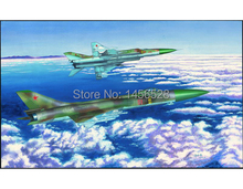 Buy trumpeter 1/72 01623 Su-15 TM Flagon-F Assembly Model kits building scale model plane 3D puzzle plane for $21.69 in AliExpress store
