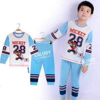 new family christmas kids pajama set,cartoon toddler baby clothing children's sleepwear,girl boy pyjamas nightwear Pjs
