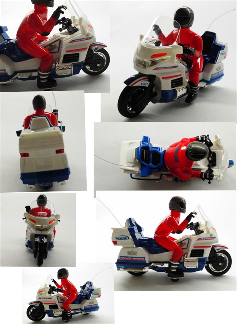 Motorcycle Toys For Boys : Piece rc motorcycle boys electric toys