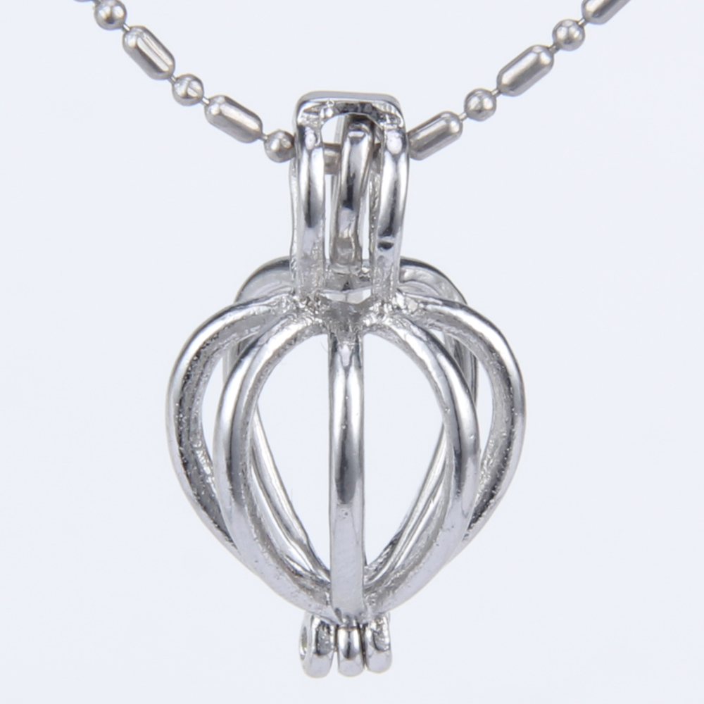 aliexpress buy silver plated locket pendant