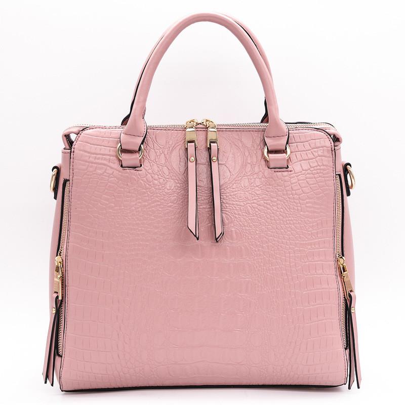 Zly678 3pcs/lot New Fashion Korea Style PU Leather Lady Women Handbag