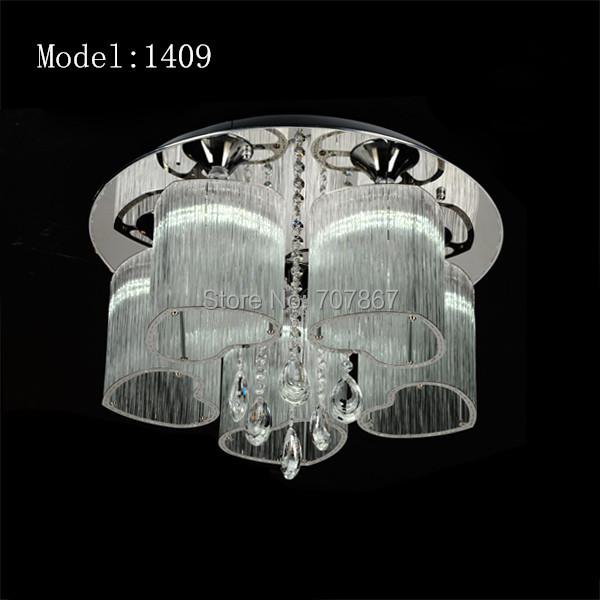 2014 Modern new designer lighting Crystal Chandeliers Made China Model: EM1409