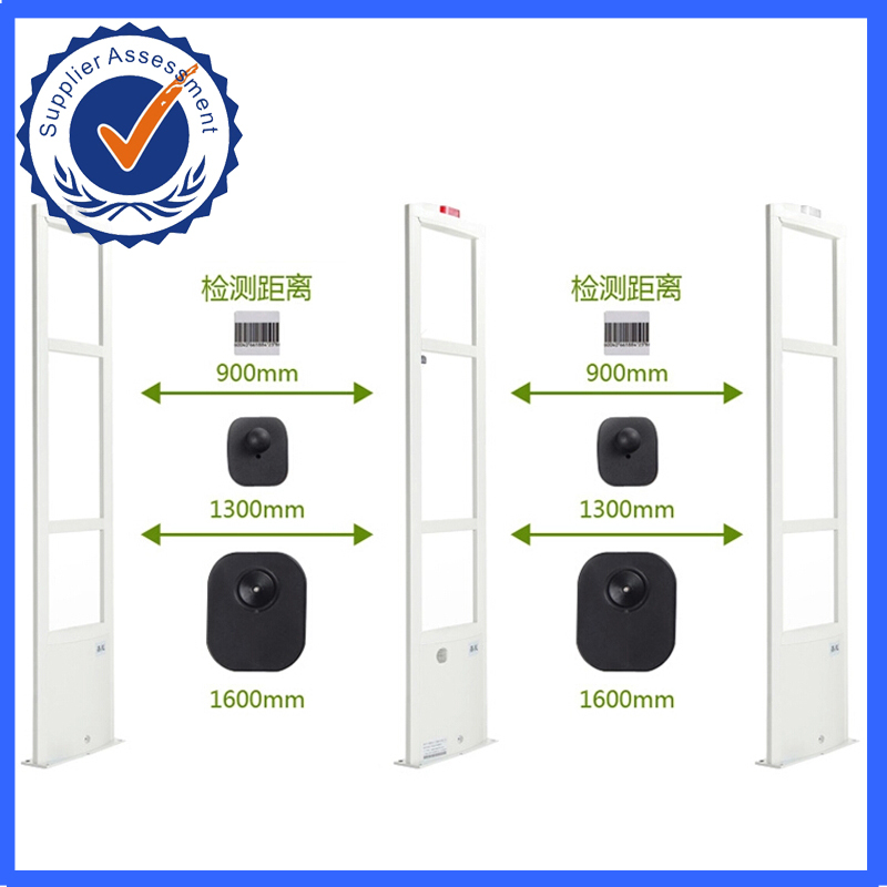 Гаджет  super version of  003 style,dual 8.2Mhz eas system, RF security  alarm system,super detection eas anti shoplifting system None Безопасность и защита