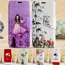 Buy 18 Colors for Meizu M5 Note 5.5'' Lovely Girls Lady Cartoon Fashion Flip Leather Cover Magnetic Phone Pouch Case M5 Note for $12.00 in AliExpress store