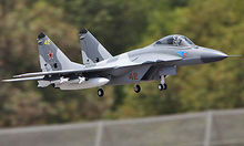 Buy Scale Skyflight LX EPS MIG29 Twin Metal 70MM EDF Model Gray W/12 CH Radio Control RTF RC Airplane for $659.00 in AliExpress store