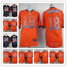 Denver Broncos fashion,Peyton Manning,Von Miller,DeMarcus Ware,Demaryius Thomas John Elway(China (Mainland))