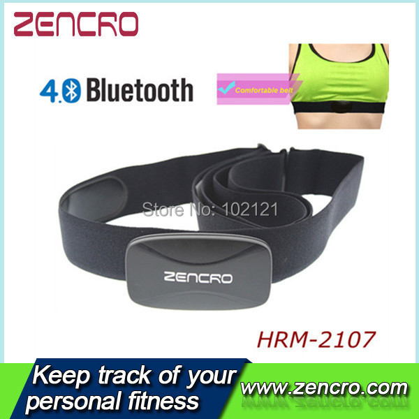 Электроника ZENCRO Bluetooth Runtastic/app iPhone BT HRM-2107 smart гаджет runtastic runcaa1w