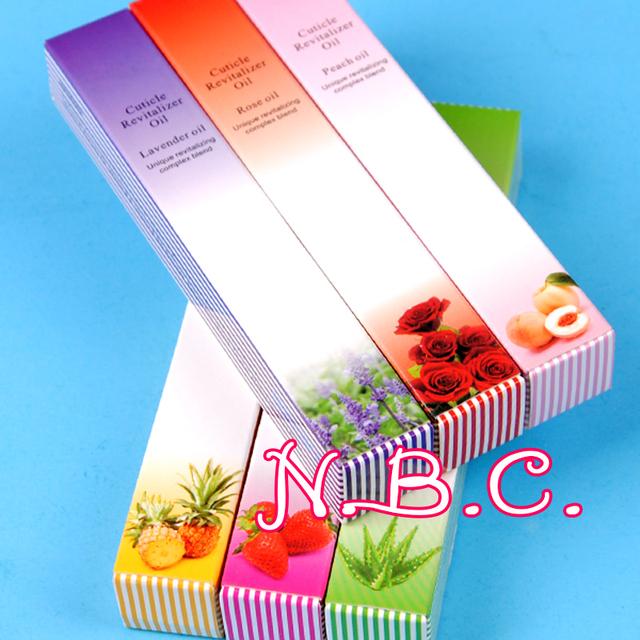 6pcs New Nourishment Oil Cuticle Oil For nail tips UV GEL Foundation oil kit