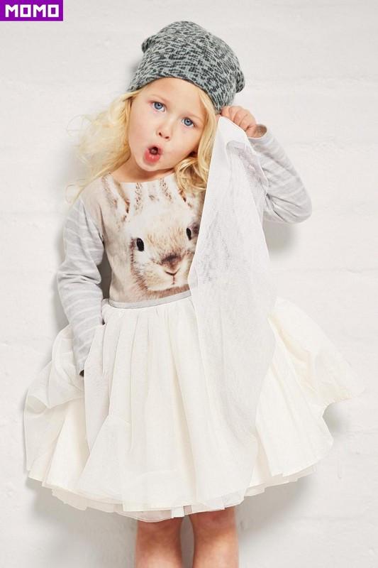 Платье для девочек Dress 2 7Y dress minnie