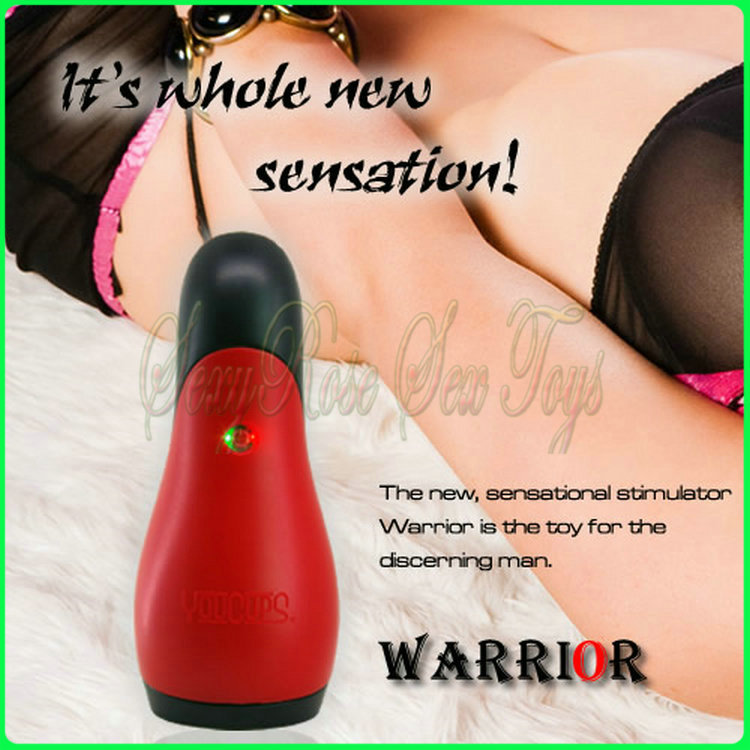 D1153 YouCups male vibrating masturbator cup,12 vibration modes,sex products for men,sex toys(China (Mainland))