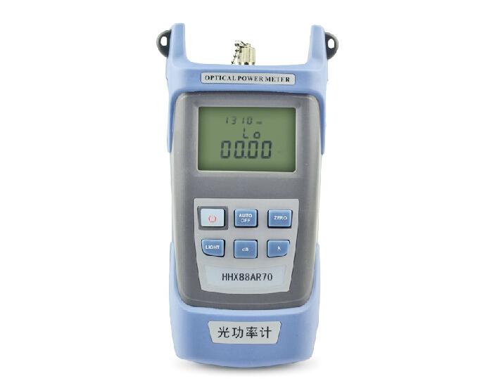 Optical Power Meter Tester Fiber Optic ftth -70~+10 or -50~+26  fiber optic laser power meter Fiber Optic Equipments